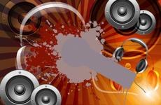 Sound Music Vector