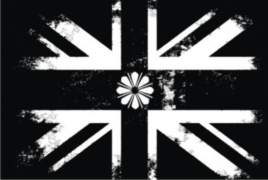 Free England Vector Flag