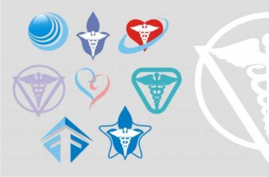 Free Health Care Vector Logos