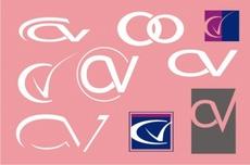 CV Free Vector Logos