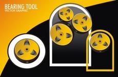Metal Bearing Tool
