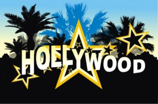 Hollywood Vector Design
