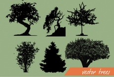 Vector Trees - Tree Set