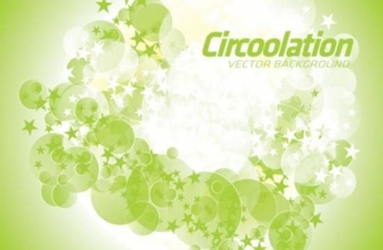Cool Green Vector Design