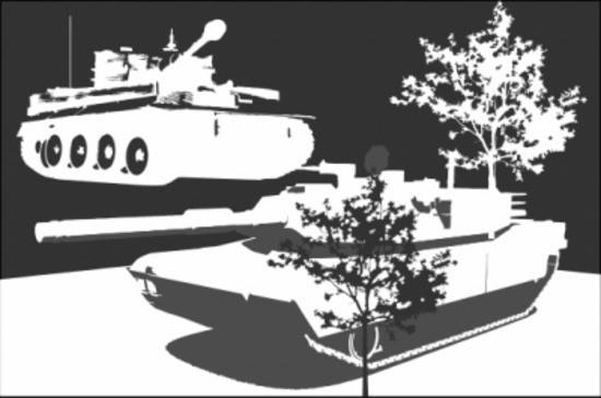 Free Vector Tank