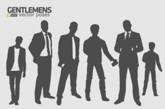 Men\s World Vector Graphics Kit