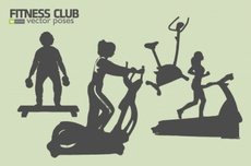 The Fitness Center - Free Vectors