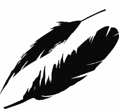Two Free Feathers