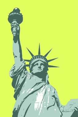 Statue of Liberty Free Vector