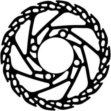 Abstract Rotor Wheel Vector