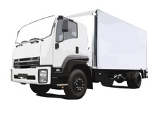 Small Truck Free Vector