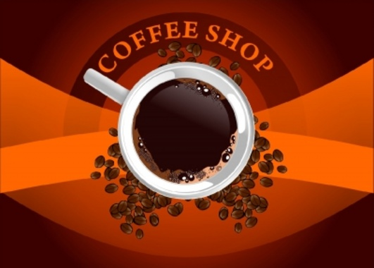 Coffee Shop Vector Design