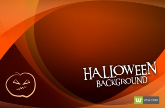 Free Vector Elegant Halloween Background