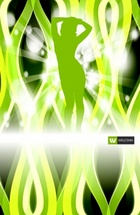 Cool Green Vector Design