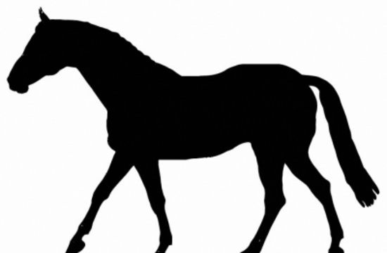 Vector Shapes - The Horse