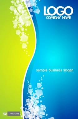 Cool Free Corporate Vector Design