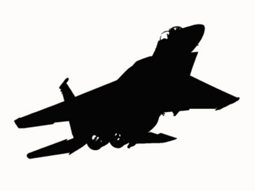 F15 Fighter Jet Free Vector