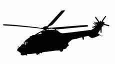 Rescue Helicopter Free Vector Graphic
