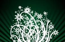 Free Floral Vector Design