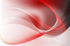 Cool Red Vector Background