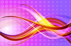 Cool Pink Violet Vector Design