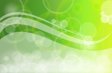 Abstract Green Vector Background