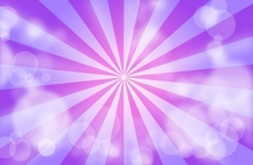 Violet Light Rays Free Vector