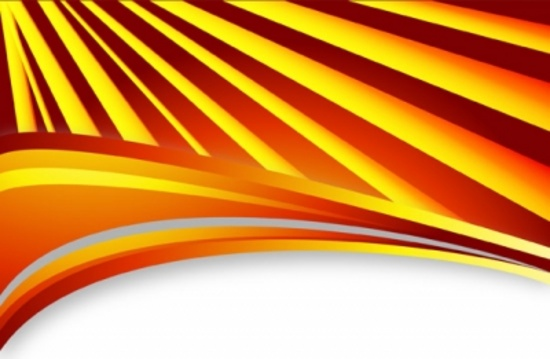 Abstract Rays Vector Design