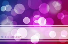 Colorful Bokeh Vector Design