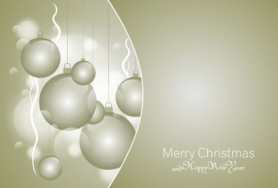 Free Christmas Vector Design