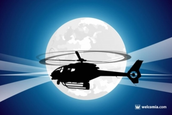 Cool Free Vector Helicopter