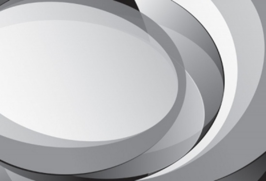 Cool Abstract Gray Background
