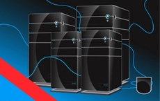 Vector Servers Illustration