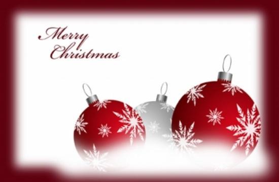 Merry Christmas Vector Free