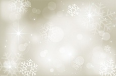 Free Winter Vector Background