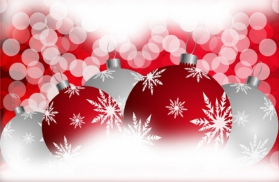 Red Christmas Free Design