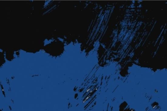 Black-Blue Grunge Background