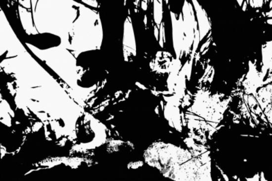 Dirty Black Grunge
