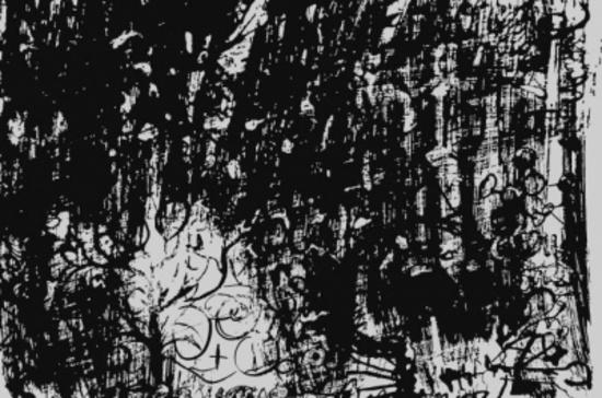 Hardcore Vector Grunge Background