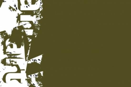 Green Art Grunge Vector