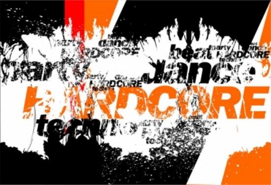 Cool Grunge Vector Art