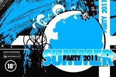 Summer Party Event Design