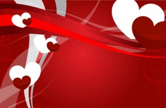 Vector Hearts Vector Art