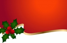 Free Holiday Vector Background