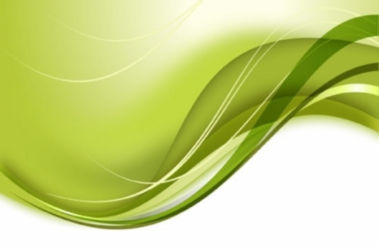 Elegant Green Vector Background