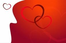 Simple Vector Hearts