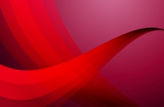 Abstract Red-Pinky Vector Background