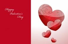Happy Valentine\s Day Vector Art