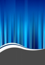Blue Striped Free Background