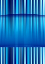 Blue Stripes Vector Background